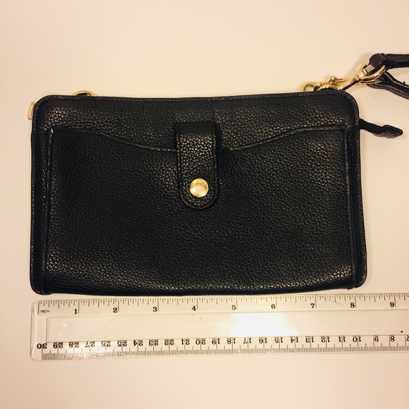 Coach Handbags - Authentic Coach Leather Wristlet